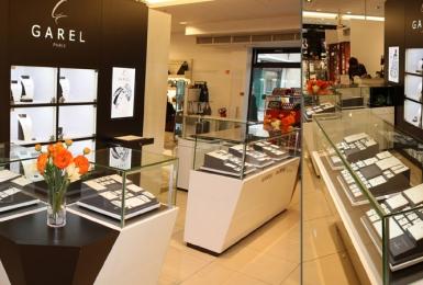 Agencement boutique - Bijouterie