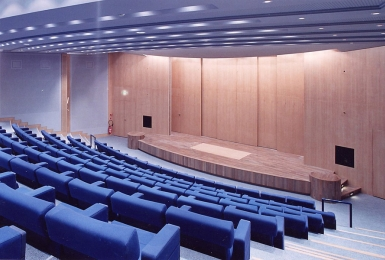 AGF - PARIS - Auditorium