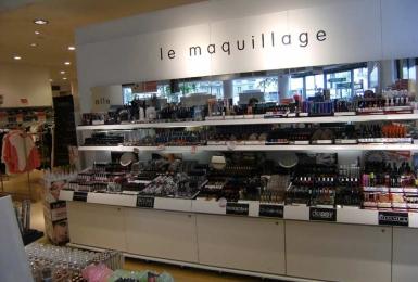 Agencement Parfumerie Club Afiroc Agencement Boutique Beaute Et