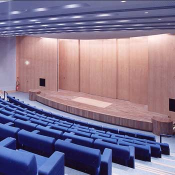 Auditorium AGF - Grand chantier, Schmit Industrie